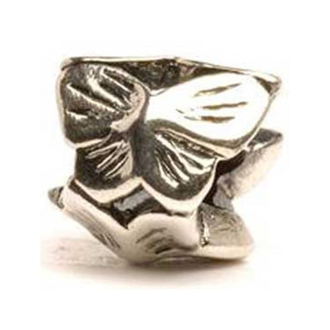 Butterflies - Trollbeads Silver Bead - Centerville C&J Connection, Inc.