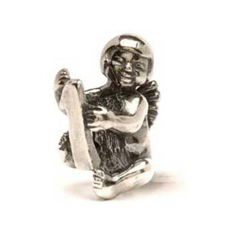 Cherub-01 - Trollbeads Silver Bead - Centerville C&J Connection, Inc.