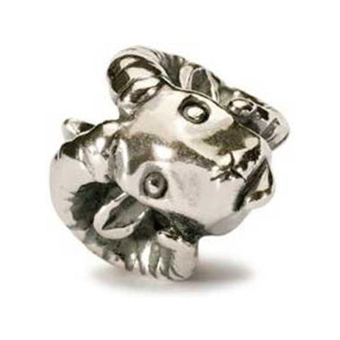 Aries - Trollbeads Silver Bead - Centerville C&J Connection, Inc.