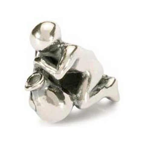 Aquarius - Trollbeads Silver Bead - Centerville C&J Connection, Inc.