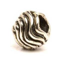 Waves - Trollbeads Silver Bead - Centerville C&J Connection, Inc.
