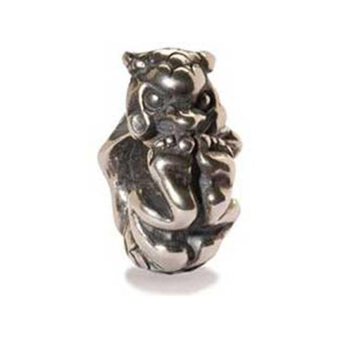 Rolling Troll - Trollbeads Silver Bead - Centerville C&J Connection, Inc.