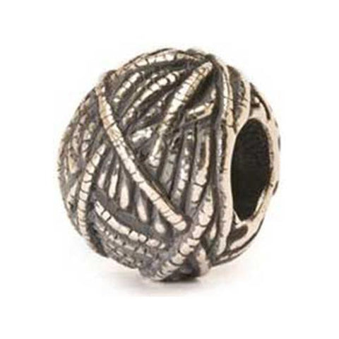 Ball of Yarn - Trollbeads Silver Bead - Centerville C&J Connection, Inc.