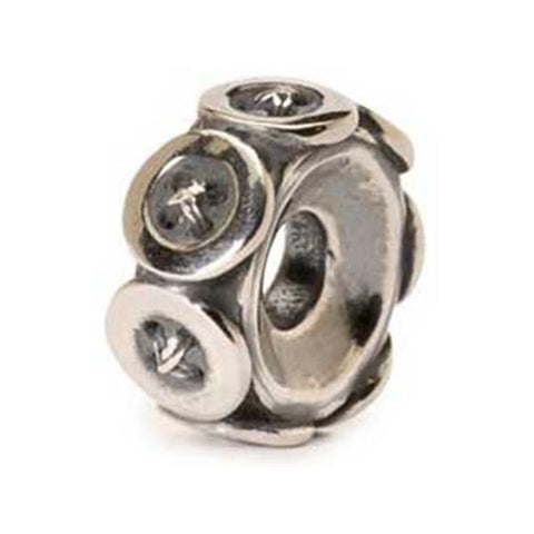 Buttons - Trollbeads Silver Bead - Centerville C&J Connection, Inc.