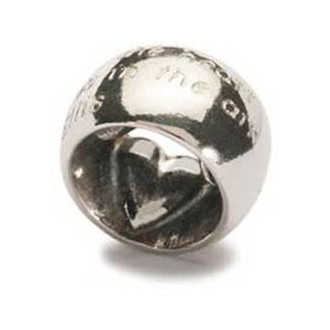 Love Within - Trollbeads Silver Bead - Centerville C&J Connection, Inc.