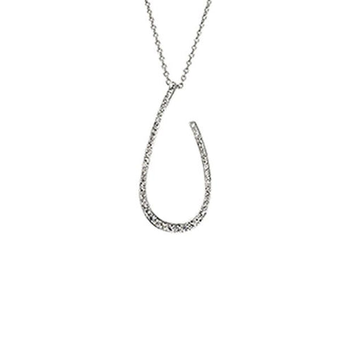"Cabaret  Lovedrop Swarovski Necklace 20""- Chamilia - Centerville C&J Connection, Inc."