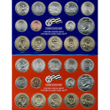 2008 Uncirculated Coin Set (28 Coins) - Centerville C&J Connection, Inc.