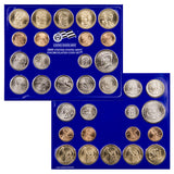2009 Uncirculated Coin Set (36 Coins) - Centerville C&J Connection, Inc.