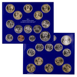 2011 Uncirculated Coin Set (28 Coins) - Centerville C&J Connection, Inc.