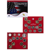 2016 Uncirculated Coin Set (26 Coins) - Centerville C&J Connection, Inc.