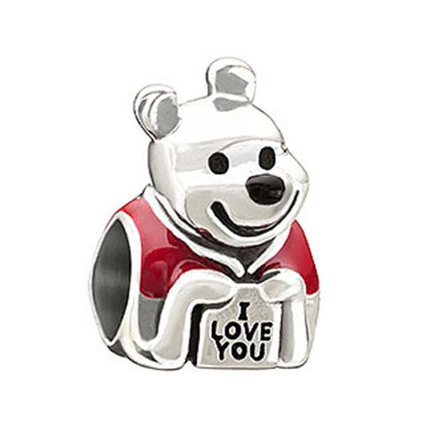 Disney Love, Winnie the Pooh - Chamilia Bead - Centerville C&J Connection, Inc.