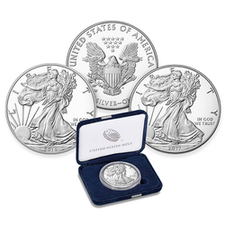 Silver American Eagle Dollar - Centerville C&J Connection, Inc.