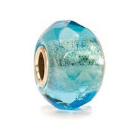 Light Turquoise Prism - Trollbeads Glass Bead - Centerville C&J Connection, Inc.