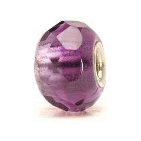 Purple Prism - Trollbeads Glass Bead - Centerville C&J Connection, Inc.