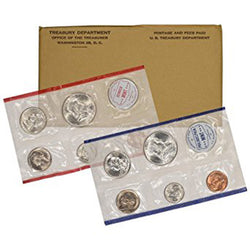 1960 Uncirculated Coin Set - Centerville C&J Connection, Inc.