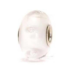 White Bubbles - Trollbeads Glass Bead - Centerville C&J Connection, Inc.