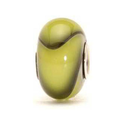 Green Armadillo - Trollbeads Glass Bead - Centerville C&J Connection, Inc.