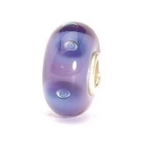 Purple Bubbles - Trollbeads Glass Bead - Centerville C&J Connection, Inc.