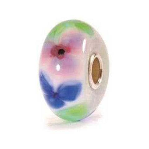 French Anemone - Trollbeads Glass Bead - Centerville C&J Connection, Inc.
