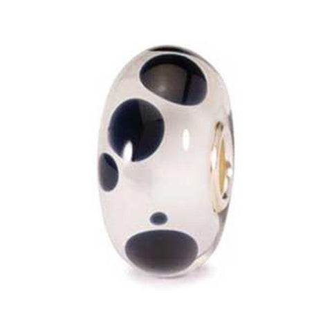 Black Spot - Trollbeads Glass Bead - Centerville C&J Connection, Inc.