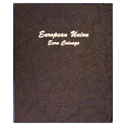Euro Coinage - Dansco Coin Albums - Centerville C&J Connection, Inc.