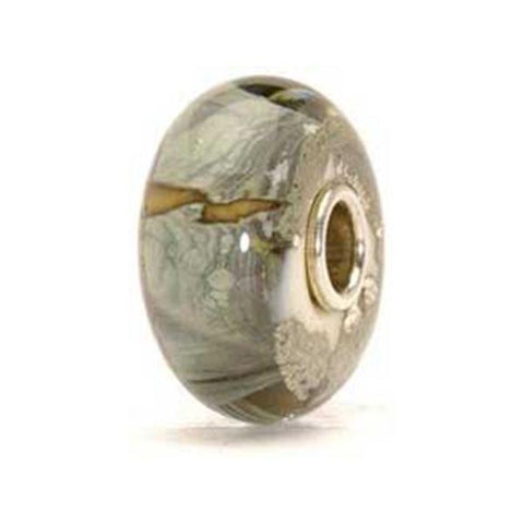 Silver Mountain - Trollbeads Glass Bead - Centerville C&J Connection, Inc.