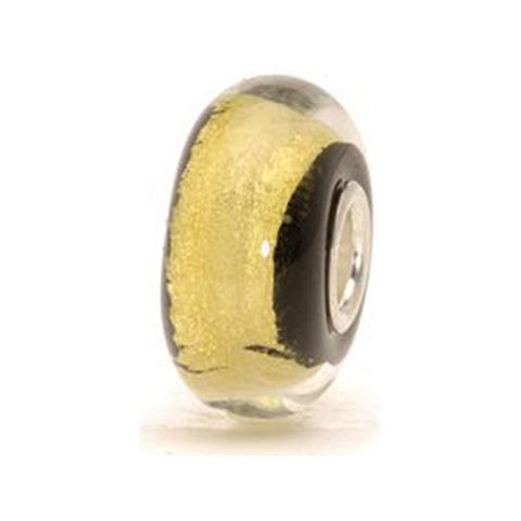 Black Gold - Trollbeads Glass Bead - Centerville C&J Connection, Inc.
