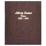 Liberty Seated Dimes 1837-1891 - Dansco Coin Albums - Centerville C&J Connection, Inc.
