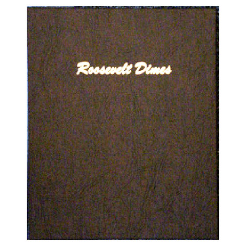 Roosevelt Dimes 1946-2026 - Dansco Coin Albums - Centerville C&J Connection, Inc.