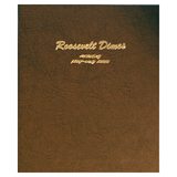 Roosevelt Dimes with proof - Dansco Coin Albums - Centerville C&J Connection, Inc.