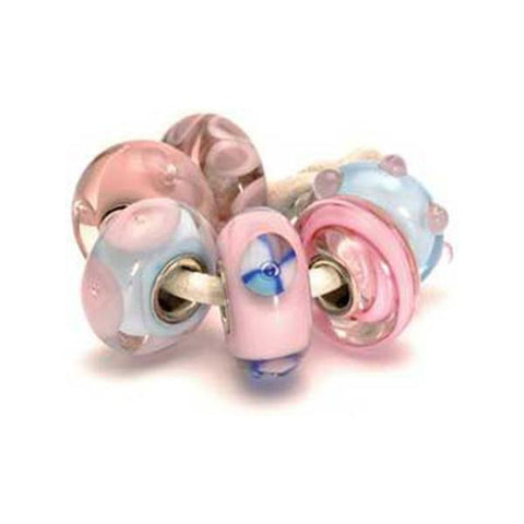 Pastel Kit - Trollbeads Glass Beads - Centerville C&J Connection, Inc.