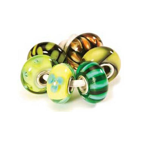Green Kit - Trollbeads Glass Beads - Centerville C&J Connection, Inc.