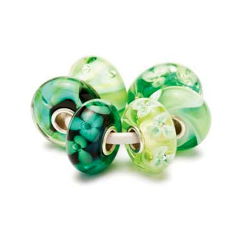 Crispy Green Kit - Trollbeads Glass Bead - Centerville C&J Connection, Inc.