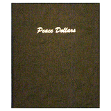 Peace Dollars 1921-1935 - Dansco Coin Albums - Centerville C&J Connection, Inc.