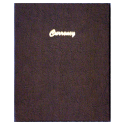 Currency Stock Book - Dansco Coin Albums - Centerville C&J Connection, Inc.