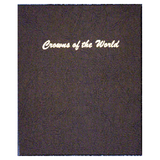 Crowns of the World 5 pages - Dansco Coin Albums - Centerville C&J Connection, Inc.