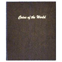 Coins of the World 10c to 50c size - Dansco Coin Albums - Centerville C&J Connection, Inc.