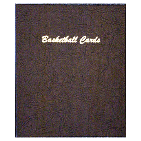 Basketball Cards 15 pages vinyl 4 pockets - Dansco Coin Albums - Centerville C&J Connection, Inc.