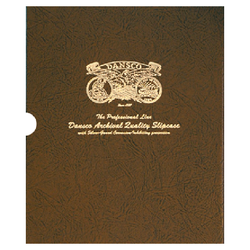 Corrosion Inhibiting Slip Cases - Dansco Coin Albums - Centerville C&J Connection, Inc.