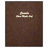 Canada Silver Maple Leaf - Dansco Coin Albums - Centerville C&J Connection, Inc.