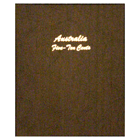Australia 5c decimal 1966 - Dansco Coin Albums - Centerville C&J Connection, Inc.