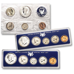 1967 Uncirculated Coin Special Mint Set (SMS) - Centerville C&J Connection, Inc.