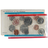 1972 Uncirculated Coin Set - Centerville C&J Connection, Inc.