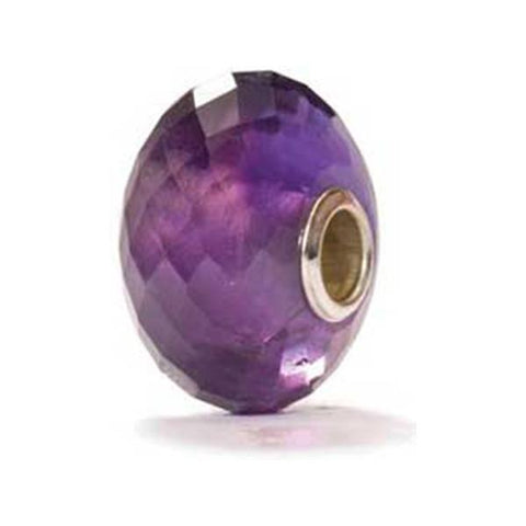 Amethyst - Trollbeads Stone Bead - Centerville C&J Connection, Inc.
