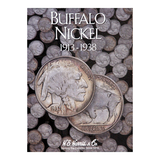 Buffalo Nickel Starter Collection Kit, H.E. Harris Folder, Six Dated Nickels, Magnifier & Checklist - Centerville C&J Connection, Inc.