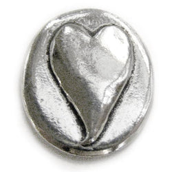 Basic Spirit Heart / Love Pocket Token - Centerville C&J Connection, Inc.