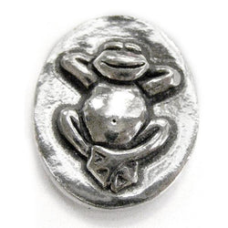 Basic Spirit Frog / Smile Pocket Token - Centerville C&J Connection, Inc.