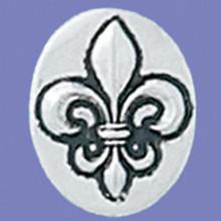 Basic Spirit Fleur-de-lies / Celebrate  Pocket Token - Centerville C&J Connection, Inc.