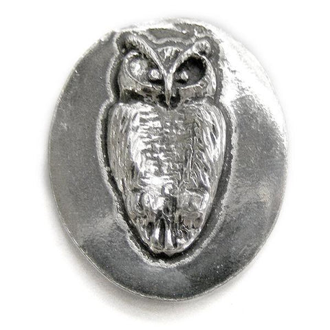 Basic Spirit Owl / Wisdom Pocket Token - Centerville C&J Connection, Inc.