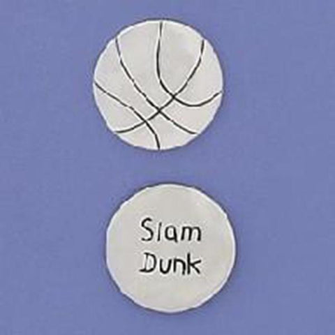 Basic Spirit Slam Dunk/ Basketball Pocket Token - Centerville C&J Connection, Inc.